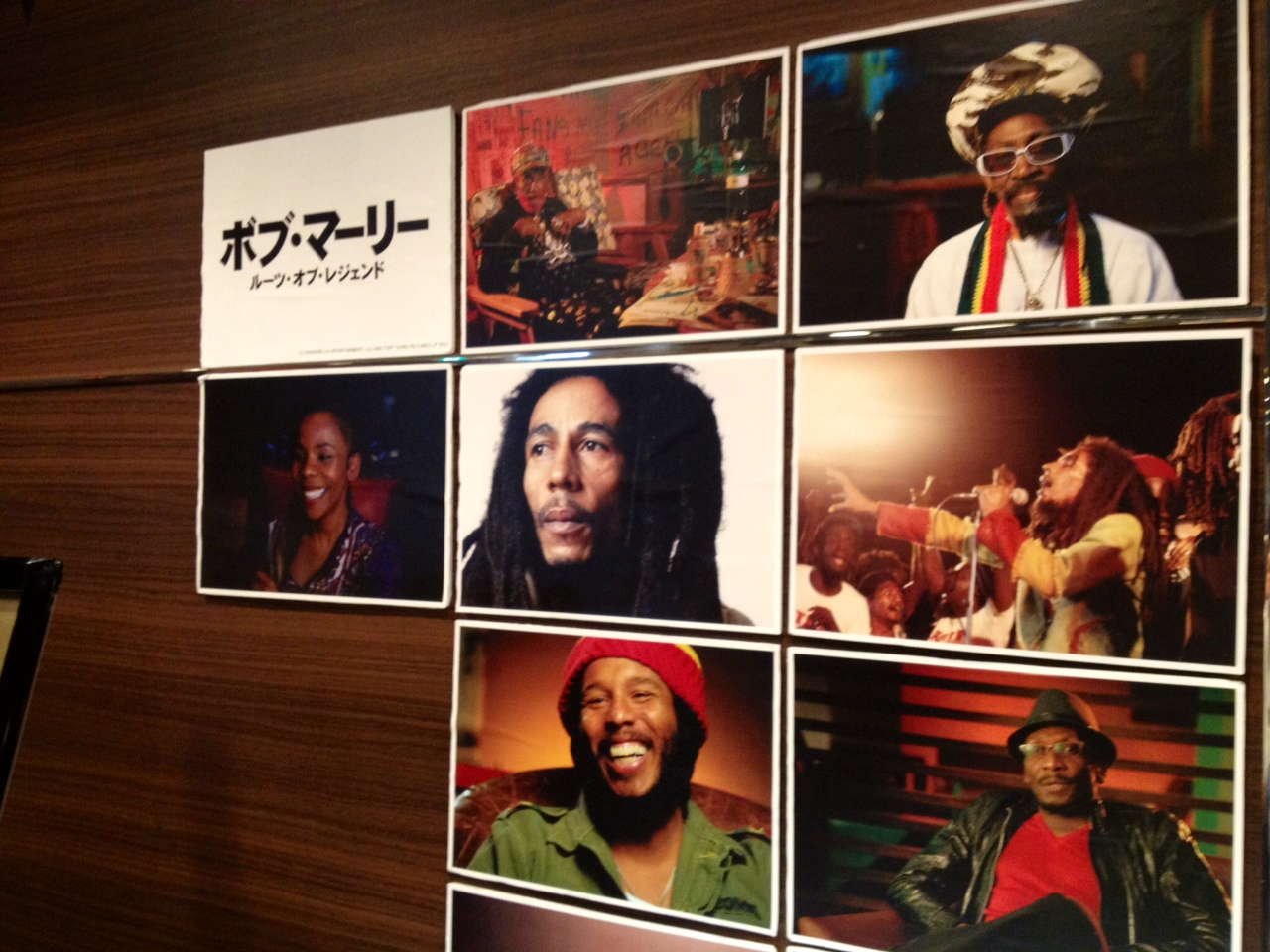 MARLEY-ROOTS OF LEGEND